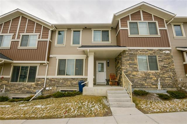 #102 250 Sage Valley RD Nw, Calgary, Sage Hill real estate, Attached Sage Hill homes for sale