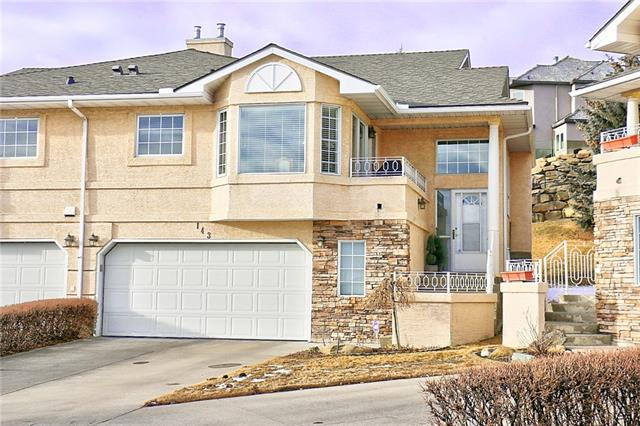 143 Sierra Morena Tc Sw, Calgary, Signal Hill real estate, Attached Signal Hill homes for sale