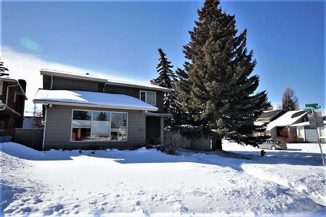 204 Deercroft PL Se, Calgary, Deer Run real estate, Detached Deer Run homes for sale