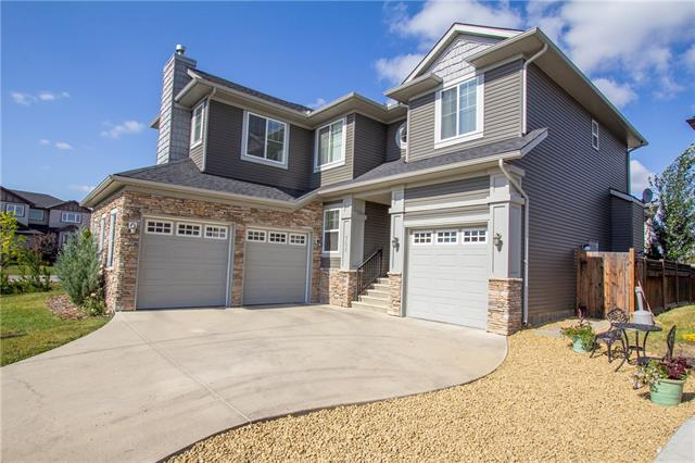 702 Canoe AV Sw, Airdrie, Canals real estate, Detached Canals homes for sale
