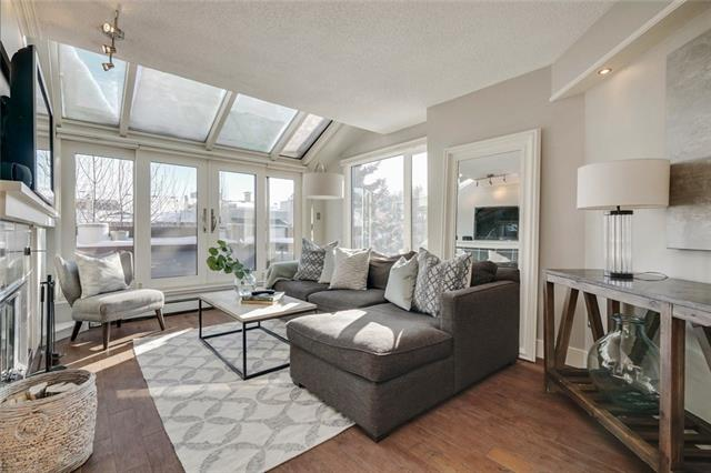 #403 1731 9a ST Sw, Calgary, Lower Mount Royal real estate, Apartment Lower Mount Royal homes for sale