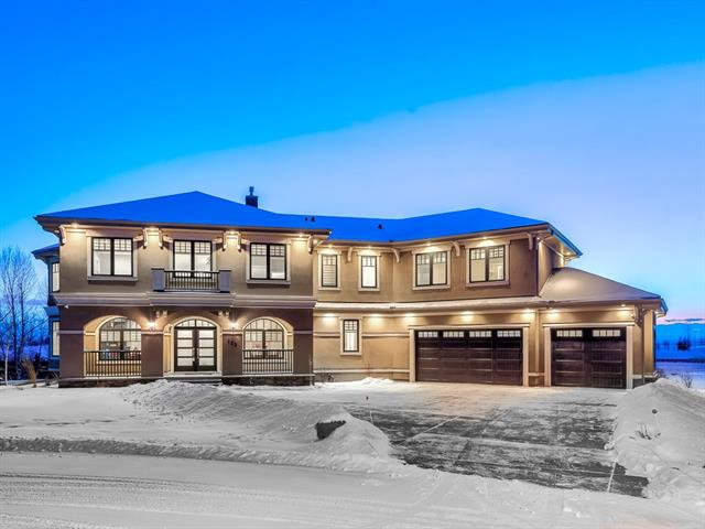 123 Leighton Ln in Elbow Valley West Rural Rocky View County MLS® #C4226857