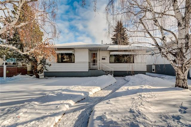 2424 22 ST Nw, Calgary, Banff Trail real estate, Detached Banff Trail homes for sale