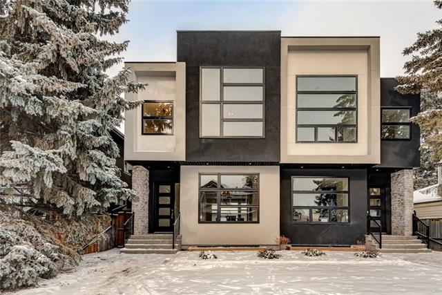 2640 6 AV Nw, Calgary, West Hillhurst real estate, Attached Alderidge Estates homes for sale