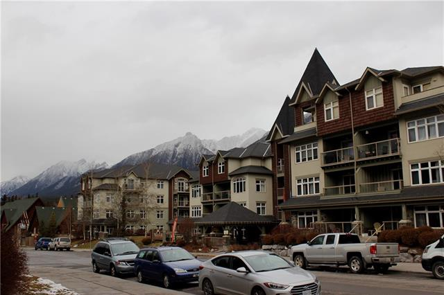 #342 160 Kananaskis Wy, Canmore, Bow Valley Trail real estate, Apartment Canmore homes for sale