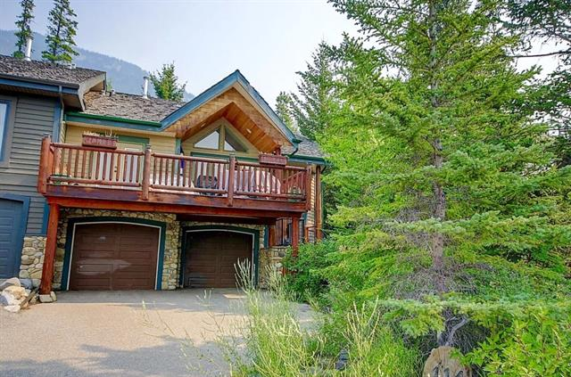 114 Stone Creek Pl, Canmore, Silvertip real estate, Attached Canmore homes for sale
