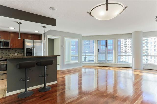 #804 1088 6 AV Sw, Calgary, Downtown West End real estate, Apartment Downtown West End homes for sale