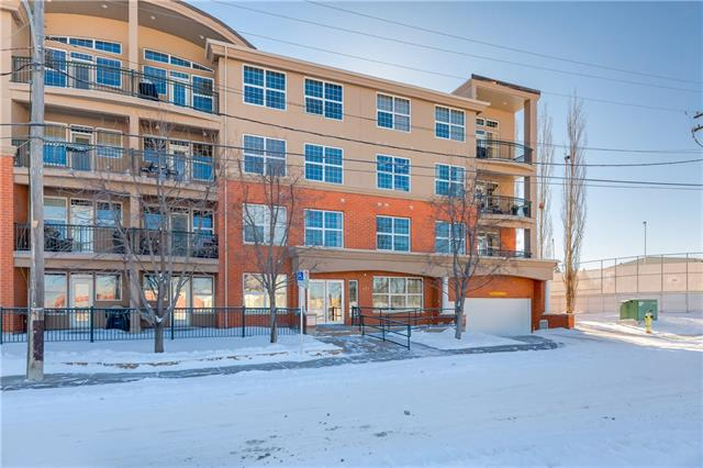 #201 495 78 AV Sw in Kingsland Calgary MLS® #C4228204