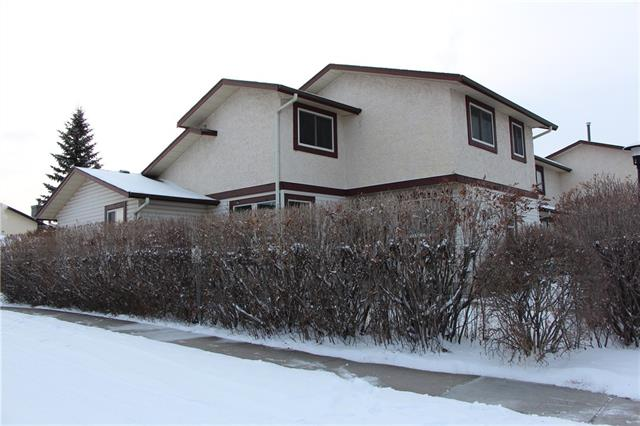 #7 75 Templemont WY Ne, Calgary, Temple real estate, Attached Temple homes for sale