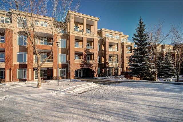 #205 10 Hemlock CR Sw, Calgary, Spruce Cliff real estate, Apartment AspenHawk Estates homes for sale