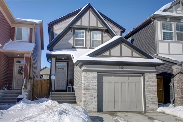 212 Legacy Reach Mr Se in Legacy Calgary MLS® #C4228247