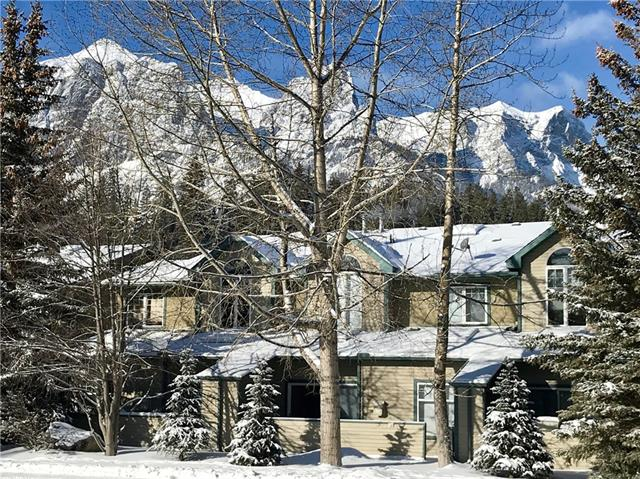 #24 164 Rundle Dr, Canmore, Hospital Hill real estate, Attached Canmore homes for sale