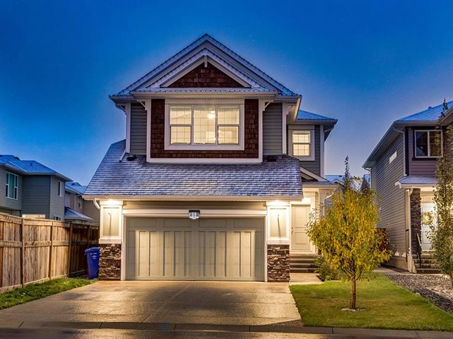 11 Auburn Springs Pa Se, Calgary, Auburn Bay real estate, Detached Amiscape Woods homes for sale