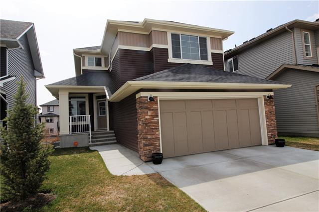 254 Baywater WY Sw, Airdrie, Bayside real estate, Detached Bayside homes for sale