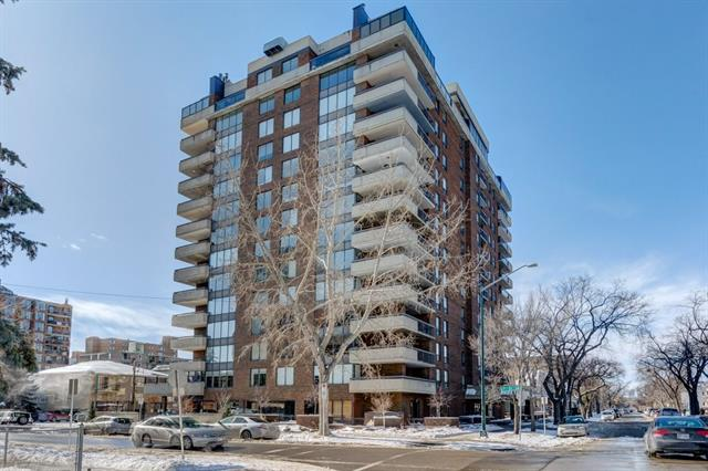 #720 1001 13 AV Sw, Calgary, Beltline real estate, Apartment Connaught homes for sale