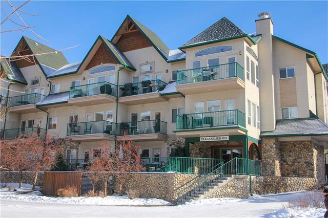 #207 176 Kananaskis Wy, Canmore, Bow Valley Trail real estate, Apartment Bow Valley Trail homes for sale