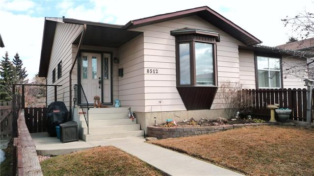 8512 Centre ST Ne, Calgary, Beddington Heights real estate, Attached Beddington Heights homes for sale