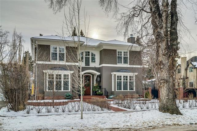 915 Riverdale AV Sw, Calgary, Elbow Park real estate, Detached Glencoe homes for sale