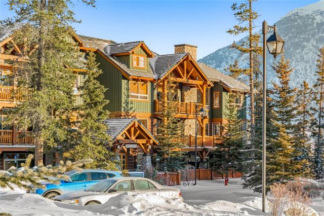 MLS® #C4228622 #124 104 Armstrong Pl T1W 3L5 Canmore