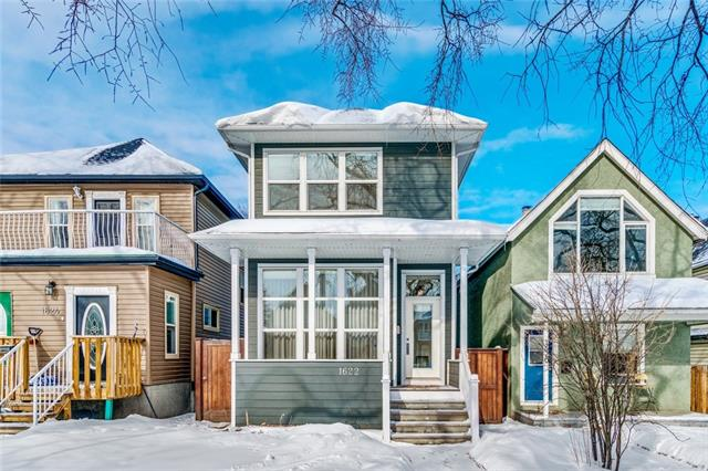 1622 13 AV Sw in Sunalta Calgary MLS® #C4228708