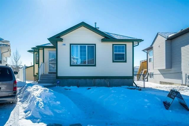 114 Creekside BA Nw in Silver Creek Airdrie MLS® #C4228725
