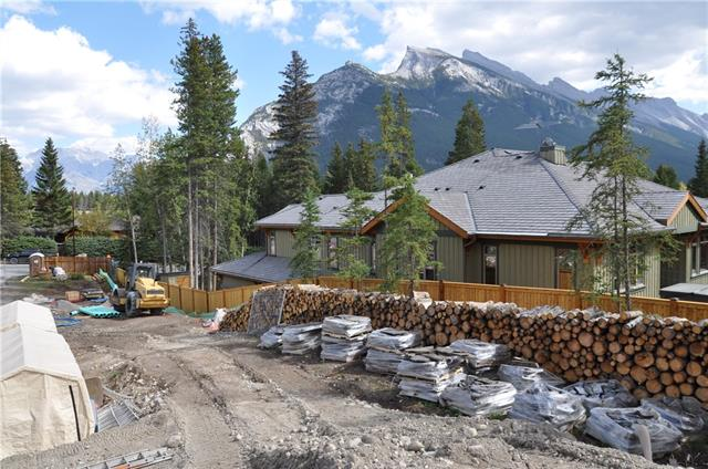 137 Kootenay Av, Banff, None real estate, Land Banff homes for sale