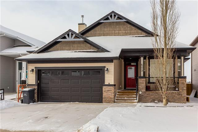 MLS® #C4228851 603 Hamptons PL Se T1V 0B1 High River