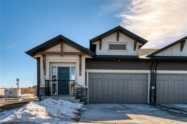 #106 55 Fireside Ci, Cochrane, Fireside real estate, Attached Fireside homes for sale