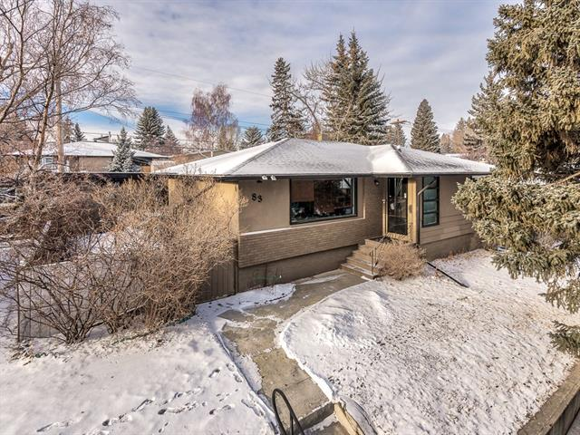 83 Chelsea ST Nw, Calgary, Rosemont real estate, Detached Rosemont homes for sale
