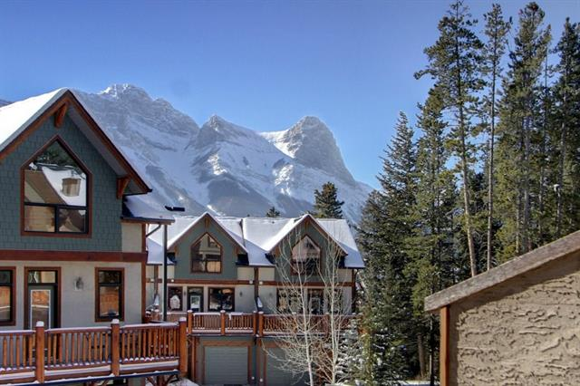 #26 137 Wapiti Cl, Canmore, Eagle Terrace real estate, Attached Eagle Terrace homes for sale
