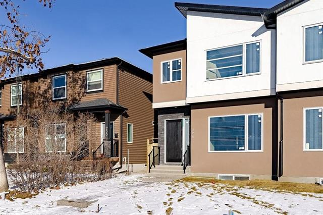 228 30 AV Nw, Calgary, Tuxedo Park real estate, Attached Tuxedo Park homes for sale