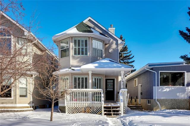 4922 21a ST Sw in Altadore Calgary MLS® #C4229158