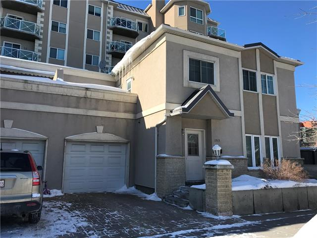 1515 Centre A ST Ne, Calgary, Crescent Heights real estate, Attached Crescent Heights homes for sale