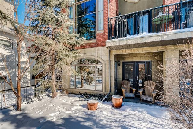 #102 2306 17b ST Sw in Bankview Calgary MLS® #C4229264
