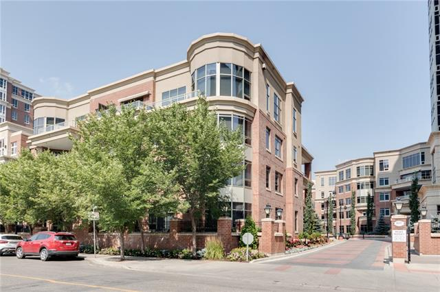 #203 650 Eau Claire AV Sw, Calgary, Eau Claire real estate, Apartment East Village homes for sale