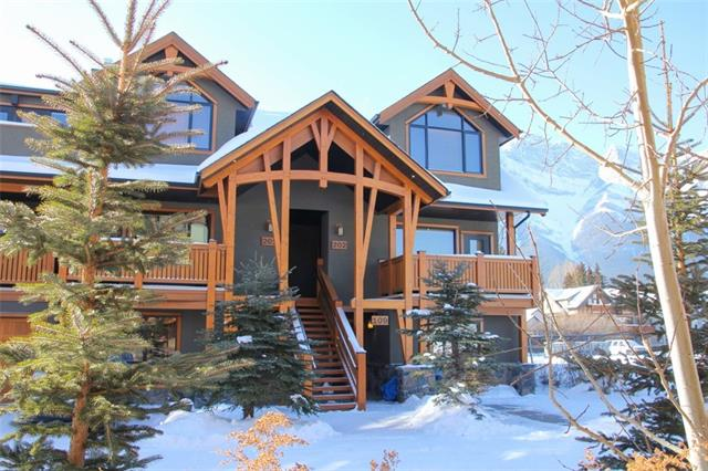 #109 702 4th St, Canmore, South Canmore real estate, Apartment South Canmore homes for sale