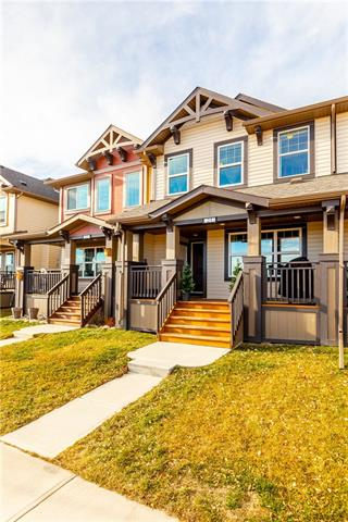 25 Belgian St, Cochrane, Heartland real estate, Attached Heartland homes for sale