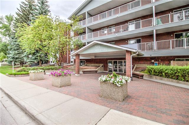 #320 525 56 AV Sw, Calgary, Windsor Park real estate, Apartment Windsor Park homes for sale