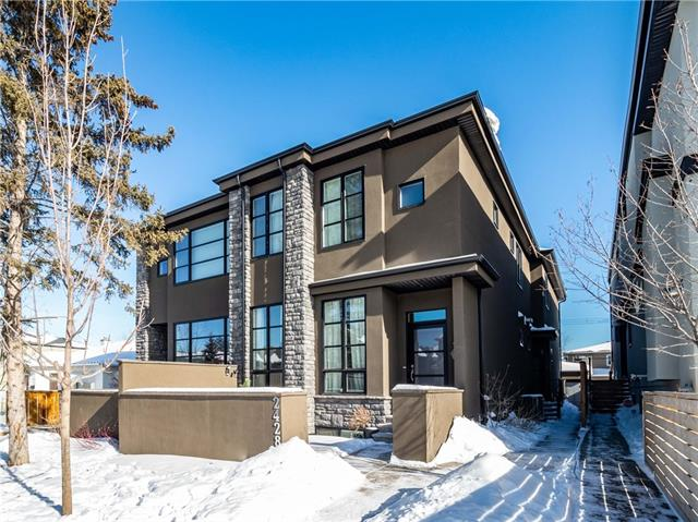 #2 2428 29 ST Sw, Calgary, Killarney/Glengarry real estate, Attached Killarney/Glengarry homes for sale