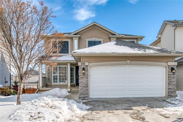 191 Citadel Meadow CL Nw, Calgary, Citadel real estate, Detached Citadel homes for sale