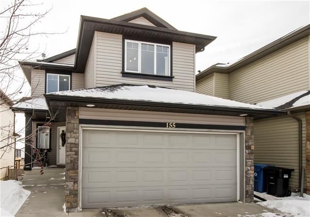 155 Bridlemeadows Cm Sw in Bridlewood Calgary MLS® #C4229652