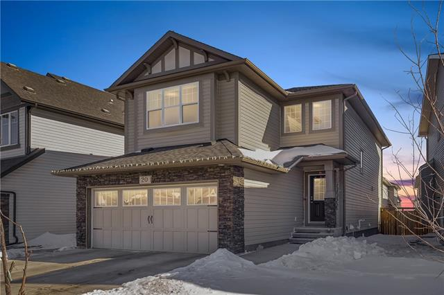 20 Skyview Shores Li Ne, Calgary, Skyview Ranch real estate, Detached Skyview Ranch homes for sale