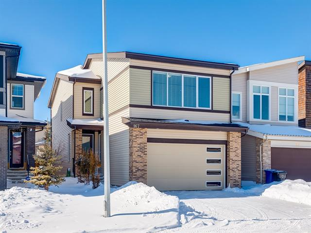 167 Walden Tc Se, Calgary, Walden real estate, Detached Walden homes for sale