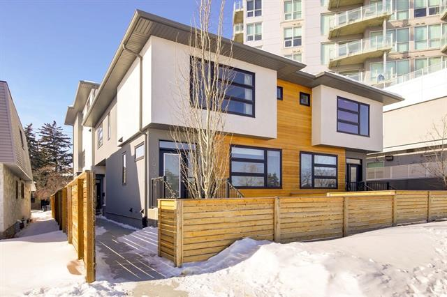 #1 1913 24 ST Sw, Calgary, Richmond real estate, Attached Richmond homes for sale