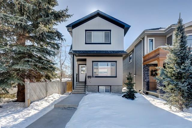 515 23 AV Nw in Mount Pleasant Calgary MLS® #C4232020