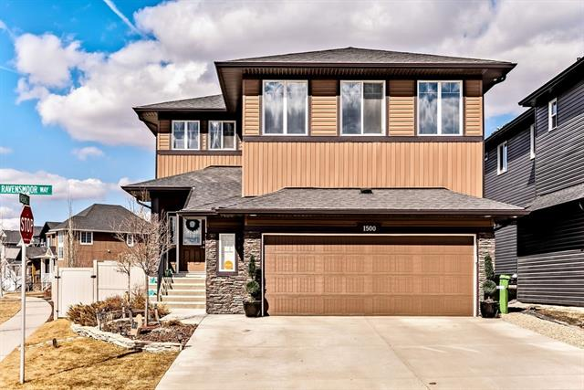 MLS® #C4232034 1500 Ravensmoor WY Se T4A 0P8 Airdrie