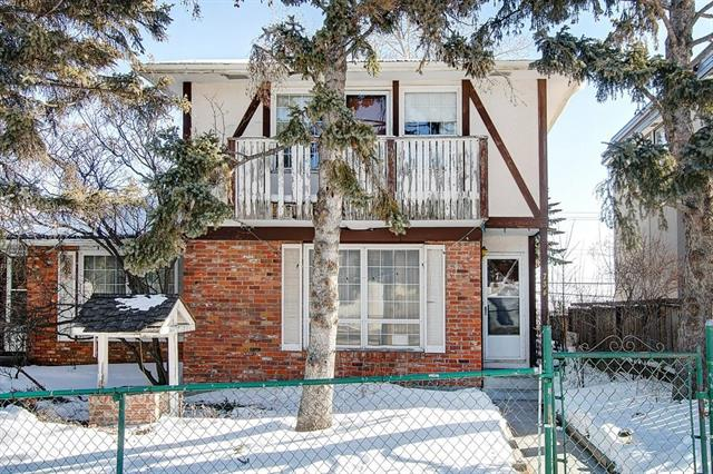 734/736 Tavender RD Nw, Calgary, Thorncliffe real estate, Detached Thorncliffe homes for sale