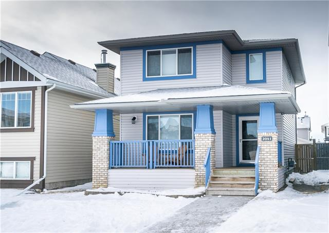 2041 Sagewood Mr Sw in Sagewood Airdrie MLS® #C4232100