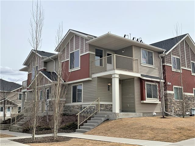 #1503 250 Sage Valley RD Nw, Calgary, Sage Hill real estate, Attached Sage Hill homes for sale