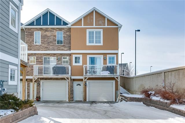 101 Indigo Ln, Chestermere, Rainbow Falls real estate, Attached Rainbow Falls homes for sale